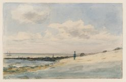 Between Folkestone and Sandgate | John Constable | Oil Painting