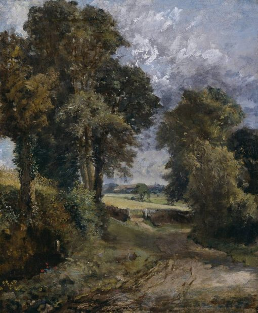 A Cornfield | John Constable | Oil Painting