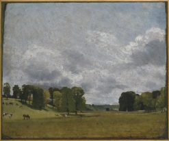 View at Epsom | John Constable | Oil Painting