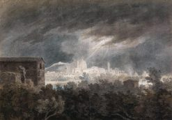 Padua | John Robert Cozens | Oil Painting
