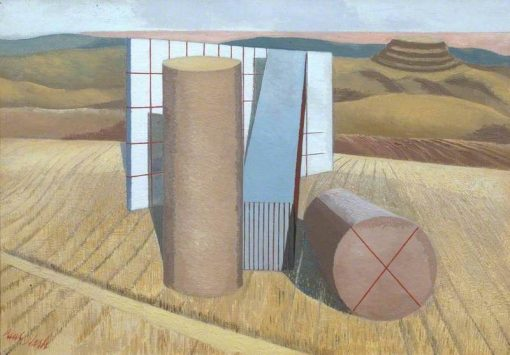 Equivalents for the Megaliths | Paul Nash | Oil Painting