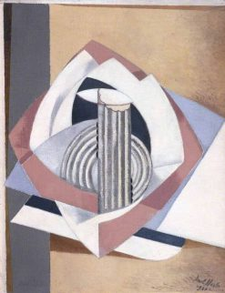 Kinetic Feature | Paul Nash | Oil Painting