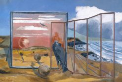 Landscape from a Dream | Paul Nash | Oil Painting