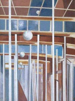 Voyages of the Moon | Paul Nash | Oil Painting