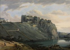 Edinburgh Castle | Paul Sandby
