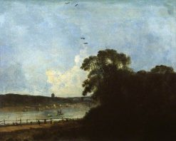 A View of the Thames | Richard Wilson