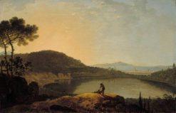 Lake Avernus | Richard Wilson