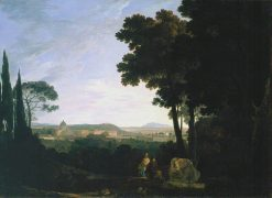 Rome: St Peter's and the Vatican from the Janiculum | Richard Wilson