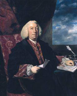 Sir James Hodges | Sir Joshua Reynolds | Oil Painting
