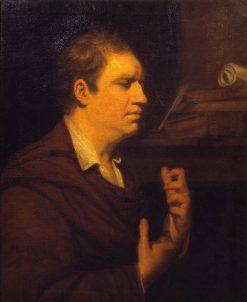 Doctor Johnson Arguing | Sir Joshua Reynolds | Oil Painting