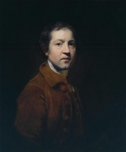 Self-Portrait when Young | Sir Joshua Reynolds | Oil Painting
