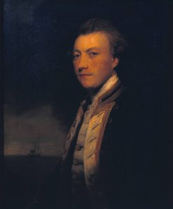 Admiral Sir Robert Kingsmill | Sir Joshua Reynolds | Oil Painting