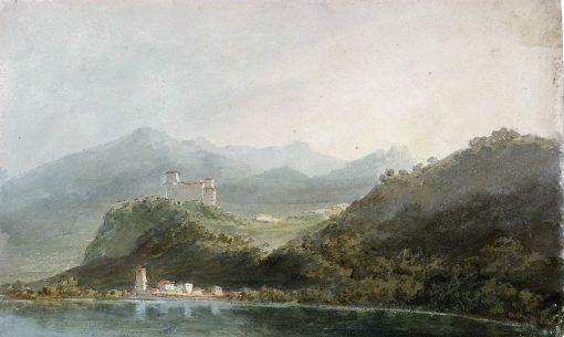 Anghiera on Lake Maggiore