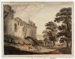 Linlithgow Castle | Thomas Hearne | Oil Painting