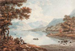 Derwentwater | Thomas Hearne | Oil Painting