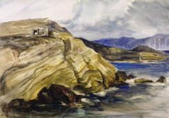 A Coast Scene | William James Muller | Oil Painting