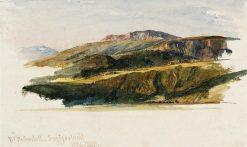 Near Wallenstadt | William James Muller | Oil Painting