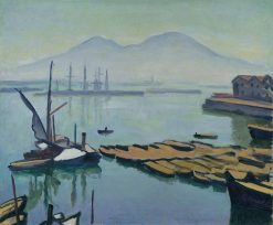 Bay of Naples | Albert Marquet | Oil Painting