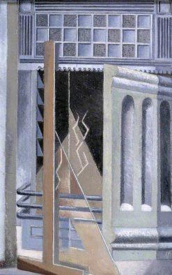 Lares | Paul Nash | Oil Painting