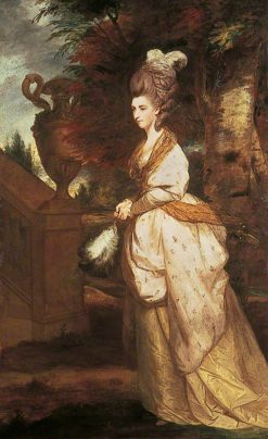Lady Hertford | Sir Joshua Reynolds | Oil Painting