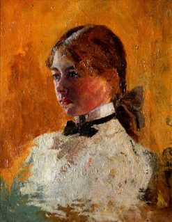 Winifred John | Gwen John | Oil Painting