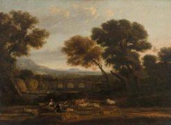 Pastoral Landscape | Claude Lorrain | Oil Painting
