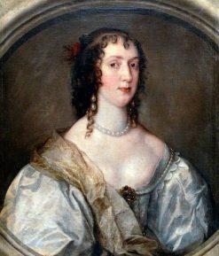 Olivia Boteler Porter   Anthony van Dyck   Oil Painting