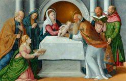 The Presentation in the Temple | Girolamo da Santa Croce | Oil Painting