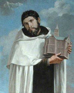 Saint Agabus | Juan Bautista Maino | Oil Painting