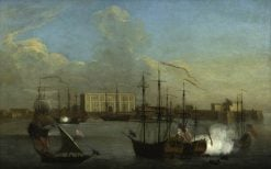 Bombay | George Lambert | Oil Painting