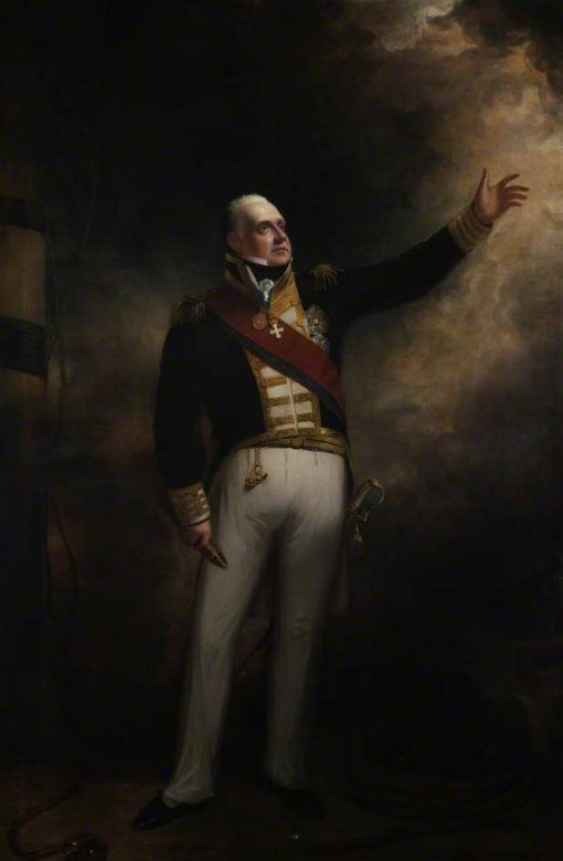 Admiral Edward Pellow