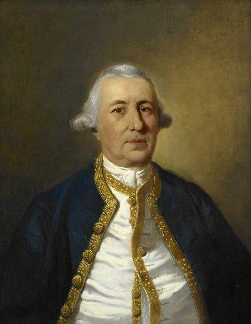 Captain Peter Marriette