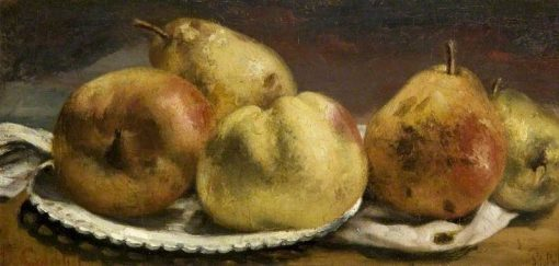 Fruit | Gustave Courbet | Oil Painting