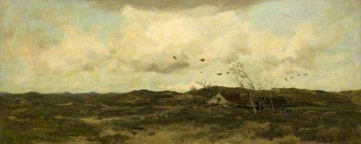 Breezy Downs | Jacob Maris | Oil Painting