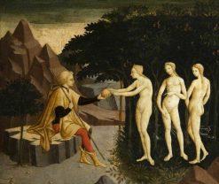 The Judgement of Paris | Master of the Judgement of Paris | Oil Painting