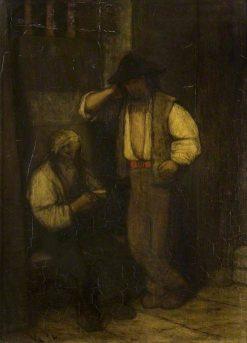 The Prisoners | Matthijs Maris | Oil Painting