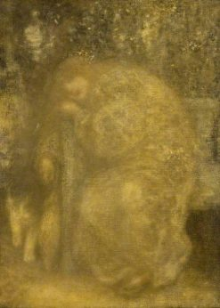 The Dreamer | Matthijs Maris | Oil Painting