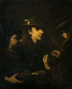 The Rosary | ThEodule Augustin Ribot | Oil Painting
