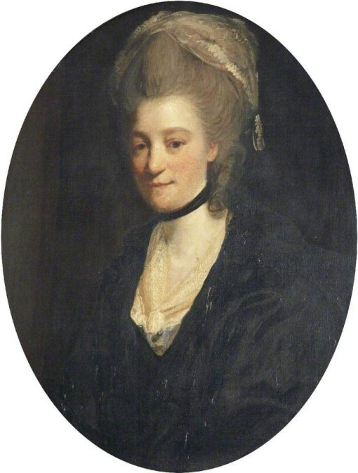 Mrs John Clevland of Tapley | Sir Joshua Reynolds | Oil Painting