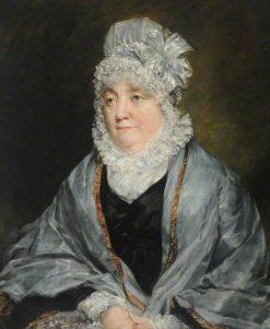 Mrs Tudor | John Constable | Oil Painting