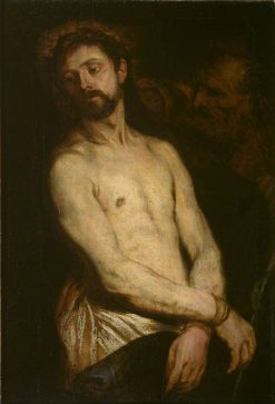 Ecce Homo(also known as Man of Sorrows) | Anthony van Dyck | Oil Painting