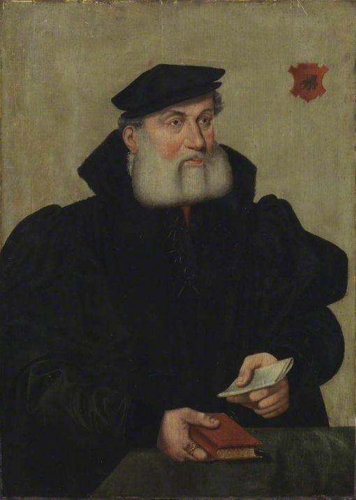 Wilhelm Kannengieser | Bartholomaeus Bruyn the Elder | Oil Painting