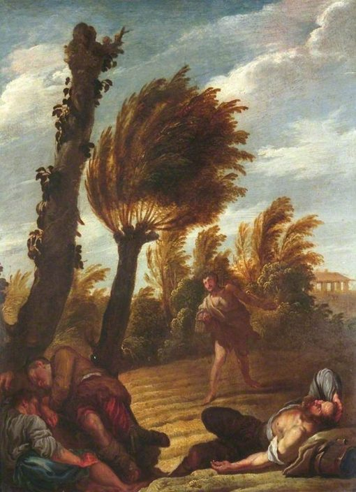 Parable of the Sower of Tares | Domenico Fetti | Oil Painting