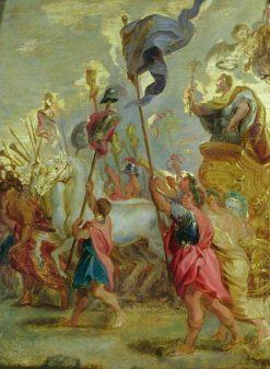 Triumph of Scipio Africanus | Gaspard de Crayer | Oil Painting