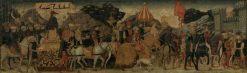 A Triumph   Italian school th Century   Unknown   Oil Painting