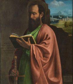 Saint Paul | Italian School th Century   Unknown | Oil Painting