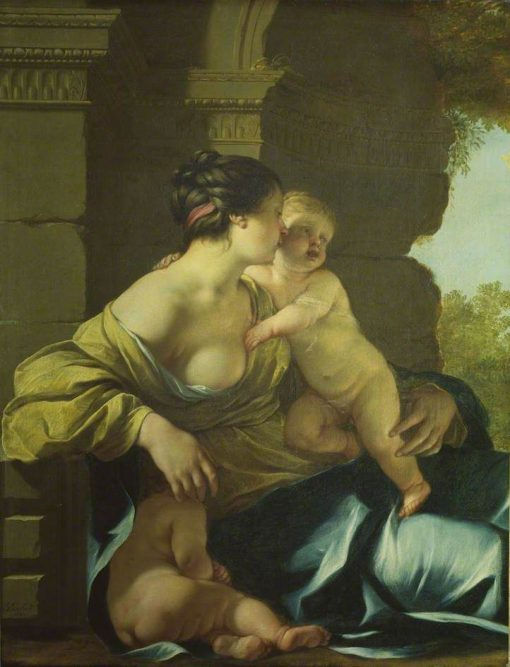 Charity | Jacques Blanchard | Oil Painting