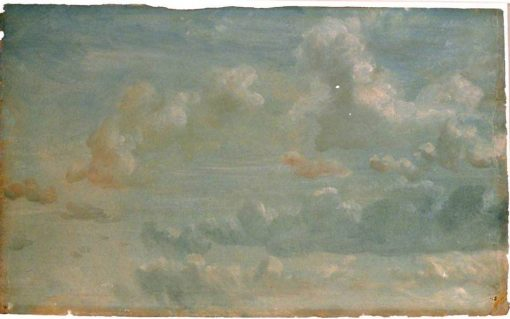 Cloud Study | John Constable | Oil Painting