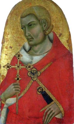 Saint Julian | Master of San Torpe | Oil Painting