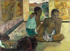 Te Rerioa | Paul Gauguin | Oil Painting
